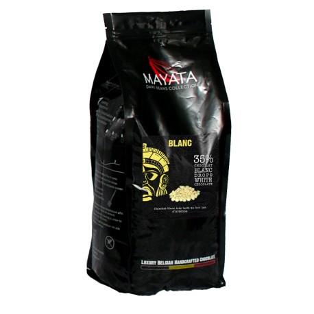 White Chocolate - Vanilla pod and Canne Sugar -  5Kg